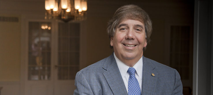 William A. Tramontano, Provost and Senior Vice President for Academic Affairs