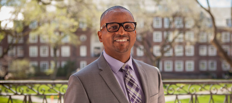 1<p>Ronald Jackson, Vice President for Student Affairs</p>