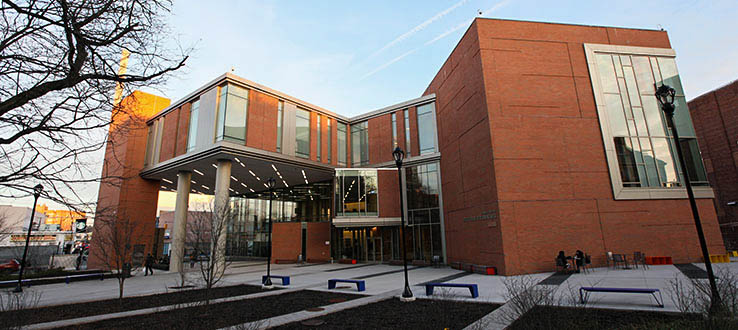 The Leonard & Claire Tow Center for the Performing Arts, opened in 2018, is the newest addition to our campus.