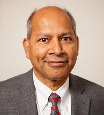 Sunil Mohanty, Chair — Finance