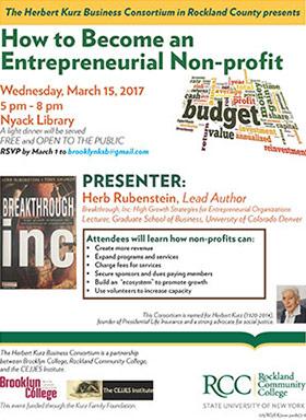 The Herbert Kurz Business Consortium in Rockland County