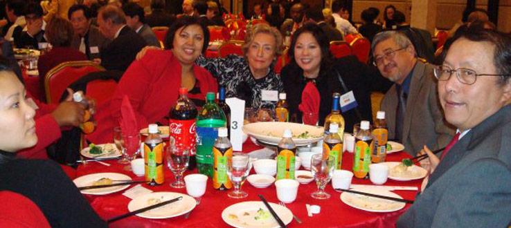 AAARI 8th Anniversary Banquet