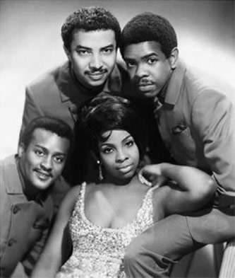 <p>Gladys Knight & the Pips. Courtesy of Motown Records</p>