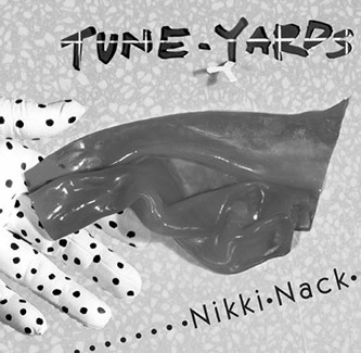 <p>Merrill Garbus and tUnE-yArDs. Photo from album cover <em>Nikki Nack</em></p>
