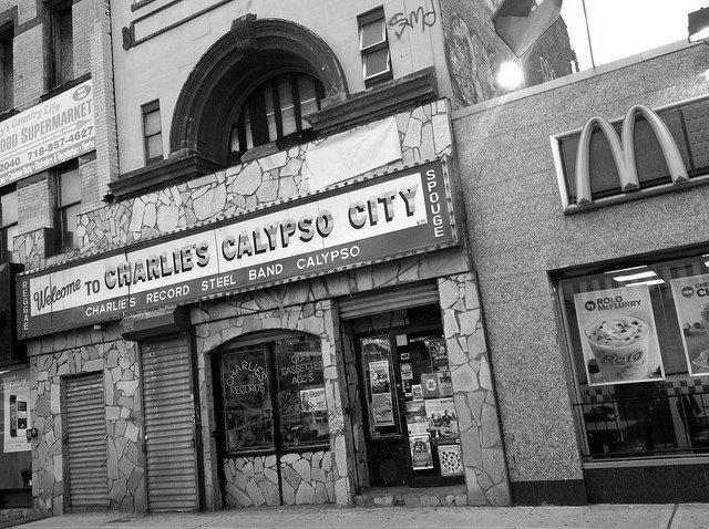 <p>Charlie's Calypso City, 1241 Fulton Street, Brooklyn, NY</p>