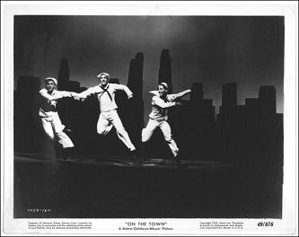 <p><em>On the Town</em> (1949). Gene Kelly/Stanley Donen.</p>