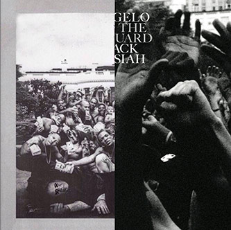 <p>Juxtaposed album cover images of Kendrick Lamar, <em>To Pimp a Butterfly</em> and D'Angelo and the Vanguard, <em>Black Messiah</em></p>