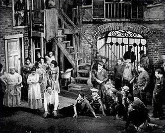 <p>The Original Cast of <em>Porgy and Bess</em>. Photo by Richard Tucker, Courtesy of the Library of Congress.</p>