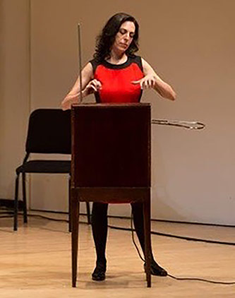 "Performing with NY Festival of Song, ""From Russia to Riverside Drive: Rachmaninoff and Friends"" at Merkin Hall, November 2015. Courtesy of Karli Cadel Photography"