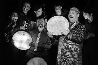<p>Evan Rapport—Bukharian Jewish Music and Musicians in New York</p>