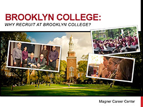 Why Recruit at Brooklyn College?
