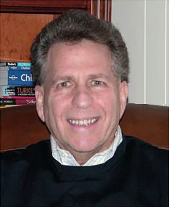 <p>Kenneth Barish, Ph.D.</p>