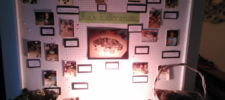 1<p>Rock Exploration are on display in the Fours Room. Children make the best theorists as they question, contemplate, consider, reflect and wonder.</p>