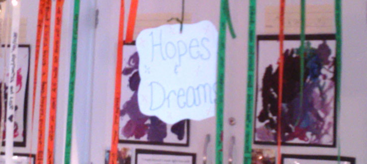 1<p>The parents at the ECC share their hopes and dreams for their children.</p>