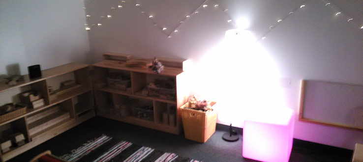 1<p>The block area in the Twos Room is a magical space filled with light and shadow as the children create, construct, and collaborate on various structures.</p>