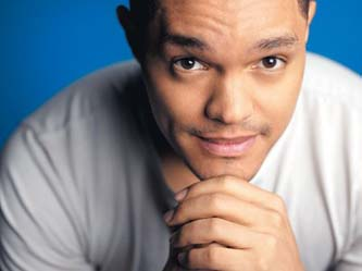 <p>Author Trevor Noah (<span>Photo by: </span>    <span>Kwaku Alston)</span></p>
