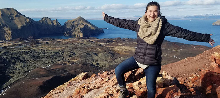 Our students reach new heights of knowledge when they study abroad.
