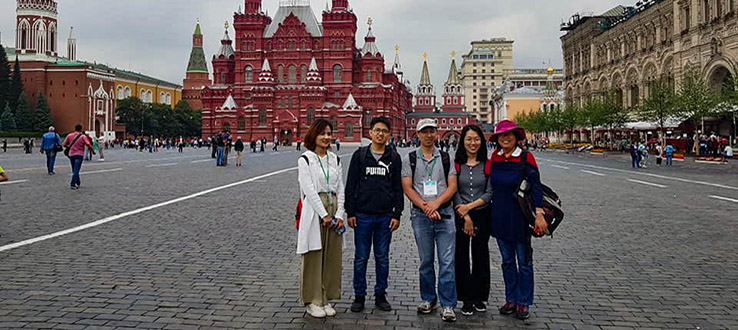 A study abroad application is the first step to learning in a different country.