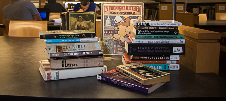 1<p>Celebrate Banned Books Week</p>