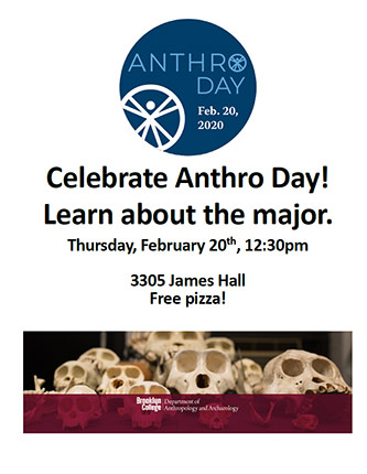 Celebrate Anthro Day!
