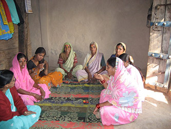 <p>Village Health Workers (VHWs) in the Comprehensive Rural Health Project (CRHP)</p>