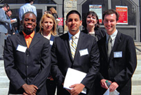 Congratulations to the Brooklyn College Student presenters at the Undergraduate Research Symposium.