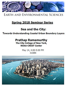 Sea and the City: Towards Understanding Coastal Urban Boundary Layers