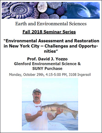 <p>Environmental Assessment and Restoration in New York City – Challenges and Opportunities</p>