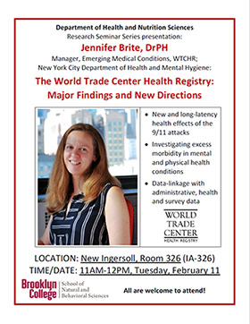 The World Trade Center Health Registry: Major Findings and New Directions