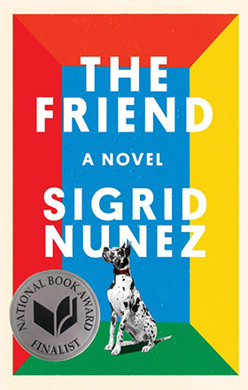 Sigrid Nunez, Finalist for the National Book Award