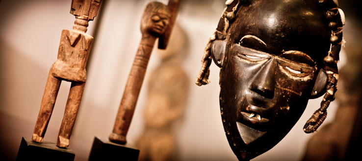 Explore the richness of African cultures.