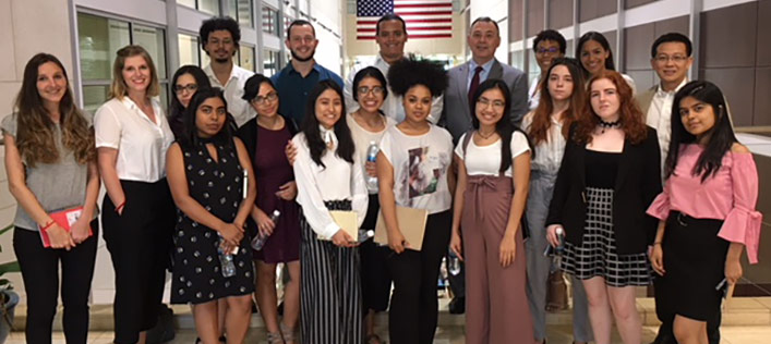 Brooklyn College Study Abroad Program in Cambodia, December 2017