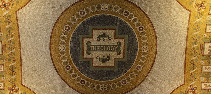 Theology has been studied in institutes of higher education for millennia.