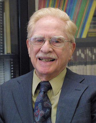 Professor Emeritus Oliver Bloodstein