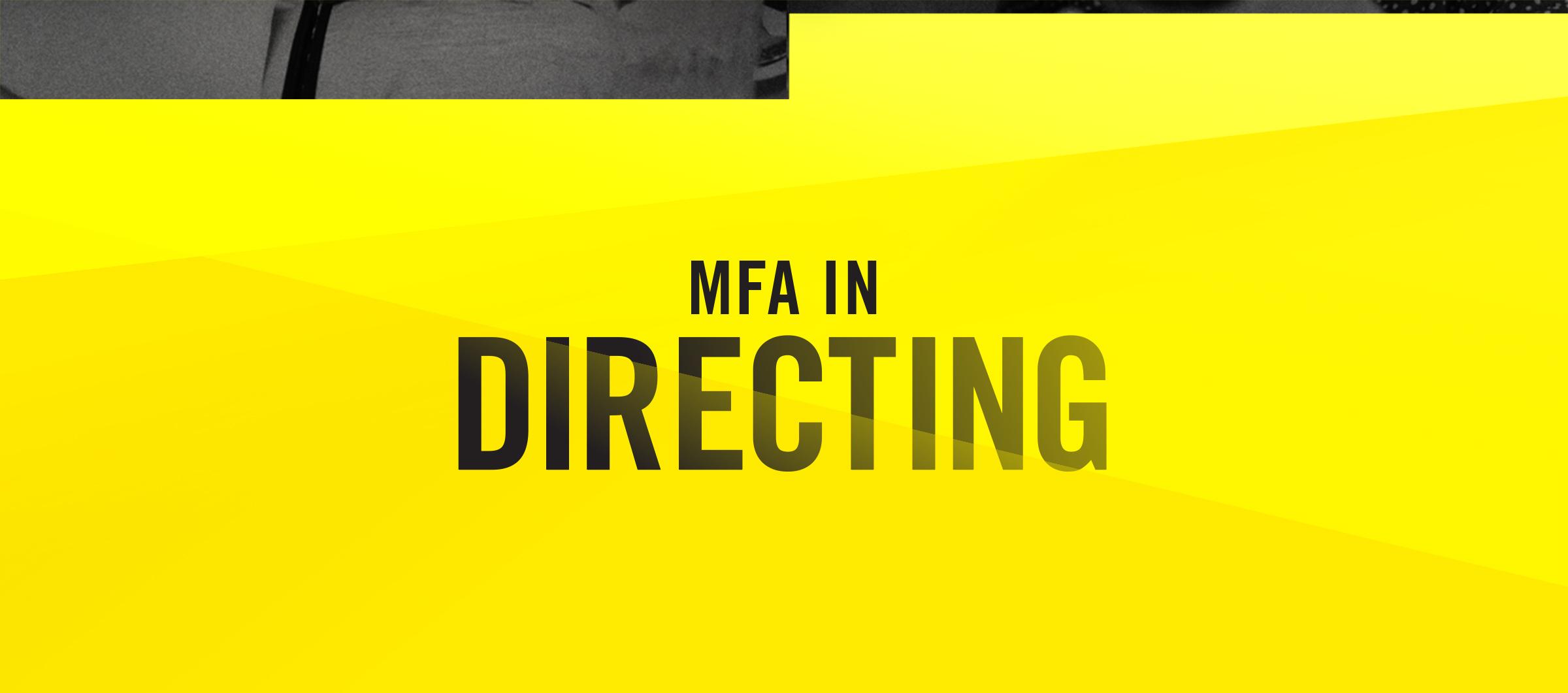MFA Courses of Study