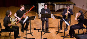 Brooklyn College Woodwind, Brass, and Percussion Day, Friday, November 6, 2015
