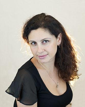 <p>Violetta Zabbi </p>