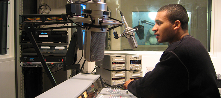 WBCR is home to over 50 shows during the academic year.