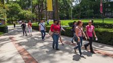 Tour the Campus