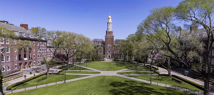 Tour one of the most beautiful campuses in the United States.