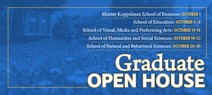 Graduate Virtual Open House 2020