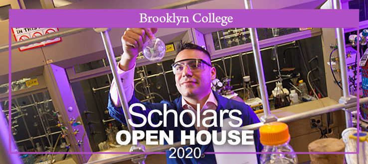 Scholars Open House, Wednesday, October 21, 2020