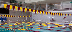 Athletics brooklyn college for Brooklyn college swimming pool membership