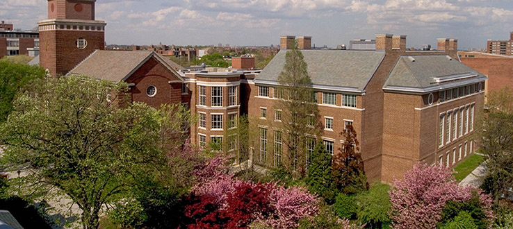 """One of the 25 Most Beautiful College Campuses"""