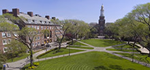 View of Quad