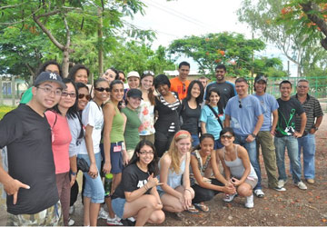 Brooklyn College's Global Medical Brigades make a huge difference in rural Honduras.