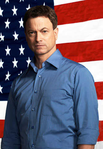 Actor and veterans' activist Gary Sinise