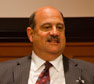 Barry Salzberg '74, CEO of Deloitte, Returns to Campus to Share Insights With Students