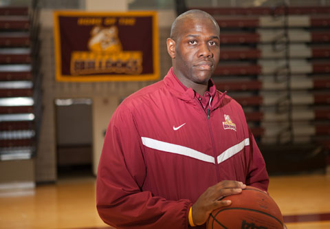 Michael Watson, Volunteer, Brooklyn College Men's Basketball Team