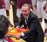 Alex Lang Named CUNYAC Coach of the Year